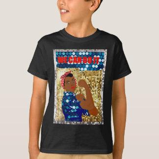Camiseta rosie africano el remachador