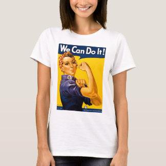 Camiseta Rosie el remachador podemos hacerlo vintage