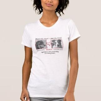 Camiseta Rottweiler y pitbull