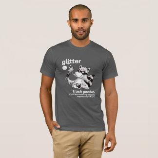 Camiseta RPG de las pandas de la basura: Purpurina, el