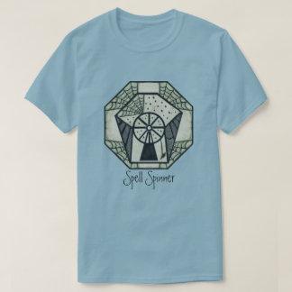 Camiseta Rueda de hilado del encanto