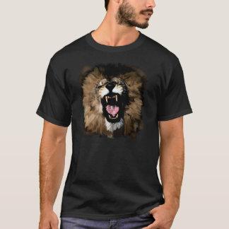 Camiseta Rugido del león