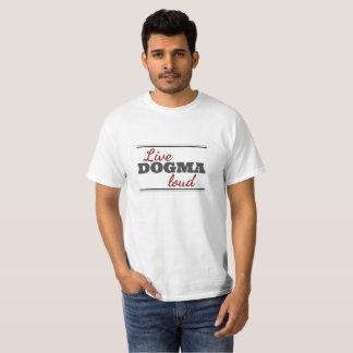 Camiseta Ruidoso vivo