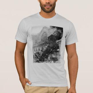 Camiseta Ruina del tren en Montparnasse (1895)