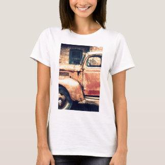 Camiseta Ruina roja del camión