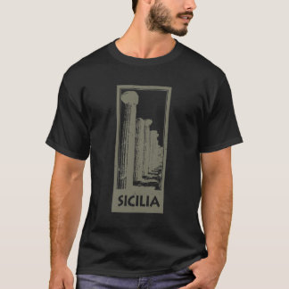 Camiseta Ruinas de Sicilia