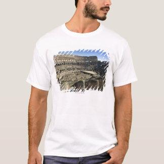 Camiseta Ruinas del Colosseum romano, Roma, Italia