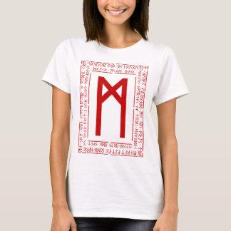 Camiseta Runa de Mannaz