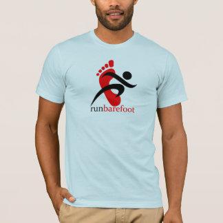 Camiseta runbarefoot