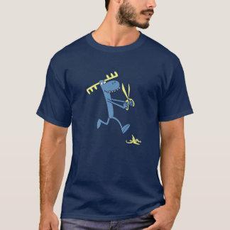 Camiseta Running with Scissors aterronado