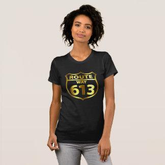 Camiseta Ruta 613 - El oro de las mujeres