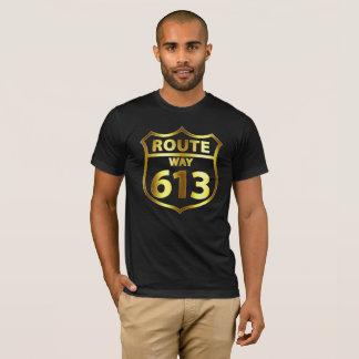 Camiseta Ruta 613 - El oro de los hombres