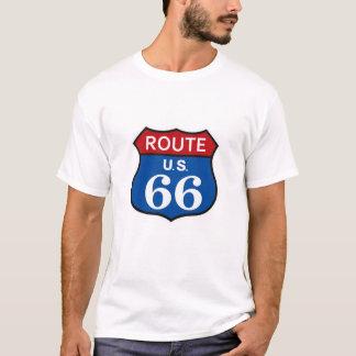 Camiseta Ruta 66 .....