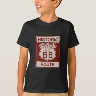 Camiseta Ruta 66 de Rolla