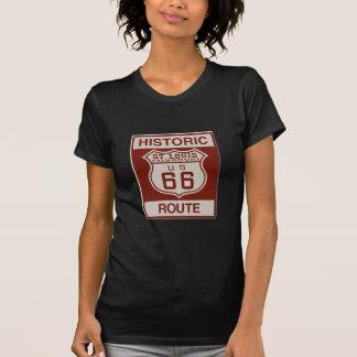 Camiseta Ruta 66 de St. Louis