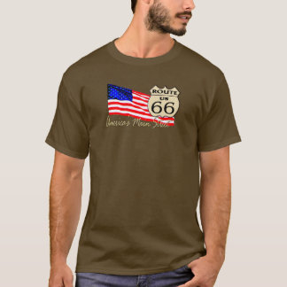 Camiseta Ruta 66 - La calle principal de América