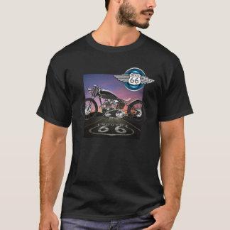 Camiseta Ruta 66 - Motocicleta - SRF