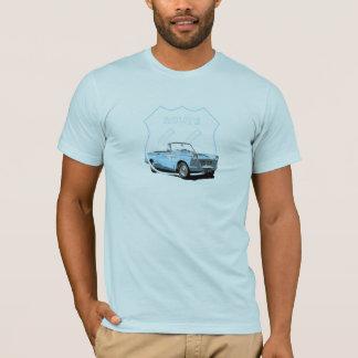 Camiseta Ruta convertible 1966 de Triumph Herald 66