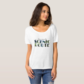 Camiseta Ruta escénica