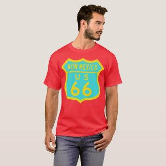 Camiseta Ruta histórica 66 de los E.E.U.U.: New México