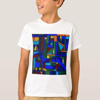 Camiseta Sábado en las razas del velero