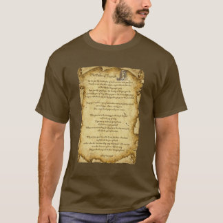 Camiseta Sabiduría del nativo americano de principal