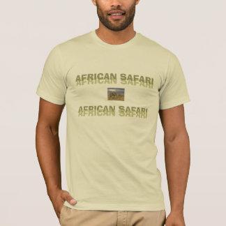 CAMISETA SAFARI AFRICANO