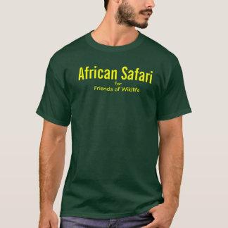 Camiseta Safari africano FFWG