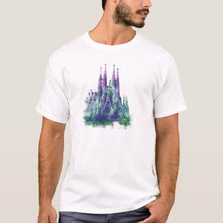 Camiseta Sagrada Familia Barcelona