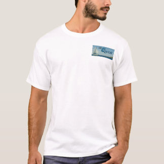 Camiseta SailQwest con arte del bolsillo