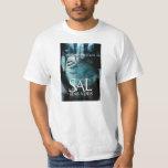 Camiseta 'Sal de mis sueños' básica hombre