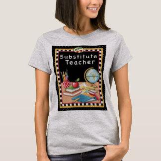 Camiseta Sala de clase del profesor sustituto