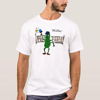 Camiseta Salmuera que juega arte del primitivo de