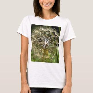 Camiseta Salsifí de la flor del Tragopogon