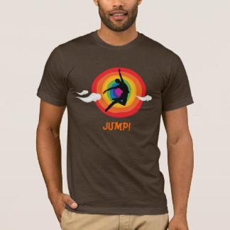 Camiseta ¡SALTO! (para el gay)