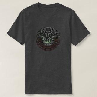 Camiseta Saltos del perito de la cerveza del arte