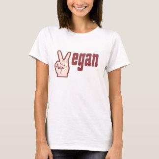 Camiseta Saludo del vegano