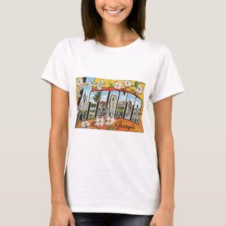 Camiseta Saludos de Atlanta Georgia, vintage