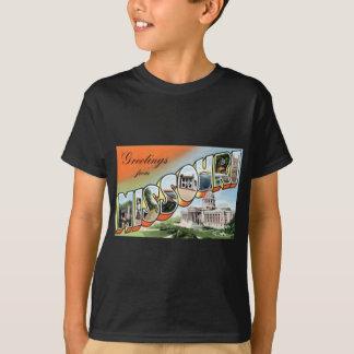 Camiseta Saludos de Missouri