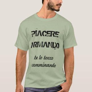 Camiseta Saluto p de la O.N.U del nome de Ogni…. - ARMANDO
