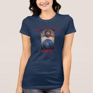Camiseta Salvador del mundo