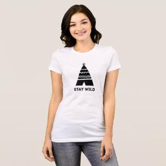Camiseta salvaje del TP de la estancia