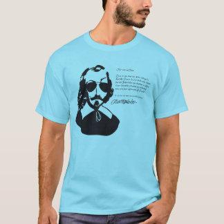 Camiseta Samuel Champlain Hipster texto del