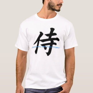 Camiseta Samurai