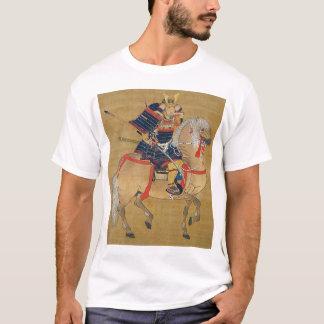 Camiseta Samurai a caballo