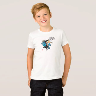 Camiseta Samurai contra Ninja: El Buta poderoso Sama