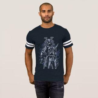 Camiseta Samurai futuro