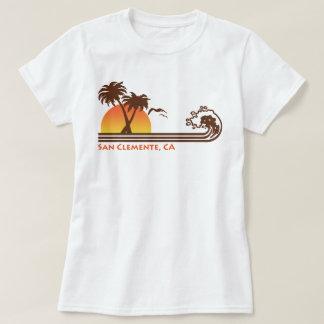 Camiseta San Clemente Ca