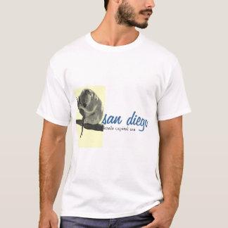 Camiseta San Diego: capital los E.E.U.U. de la koala