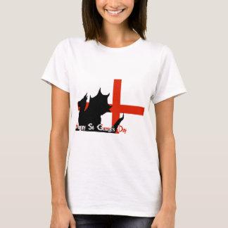 Camiseta San Jorge y el dragón
